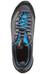 Arc'teryx Acrux FL approach schoenen Dames grijs/turquoise